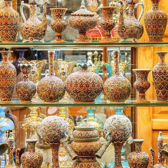 خرید آنلاین سوغاتی اصفهان بدون سفر به نصف جهان!