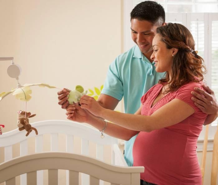 شاد بودن در دوران بارداری