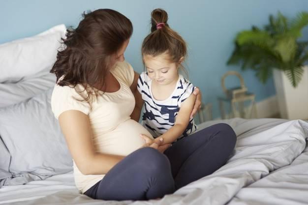 صحبت فرزند با جنین
