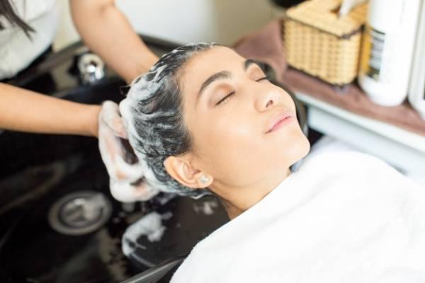 طریقه هایلایت مو در خانه