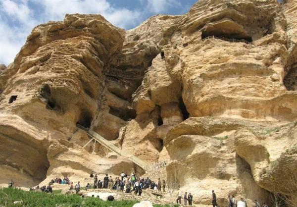 غار کرفتو کردستان
