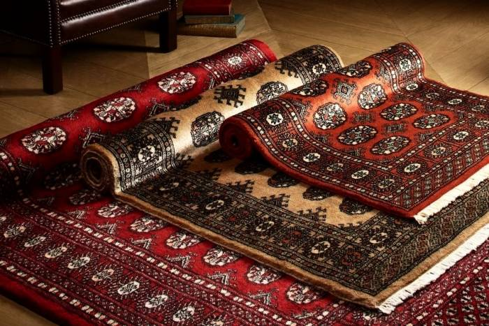 قالی ترکمن