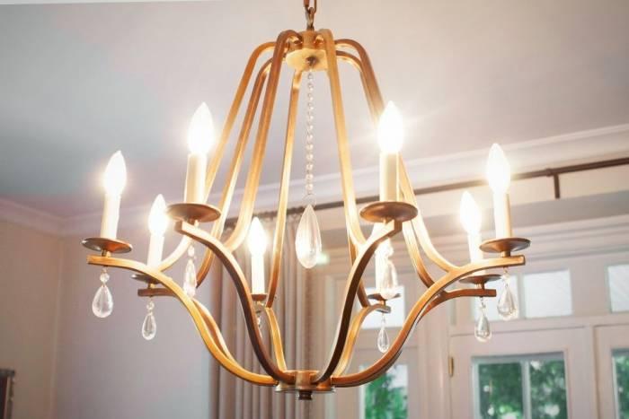لامپ های لوستر
