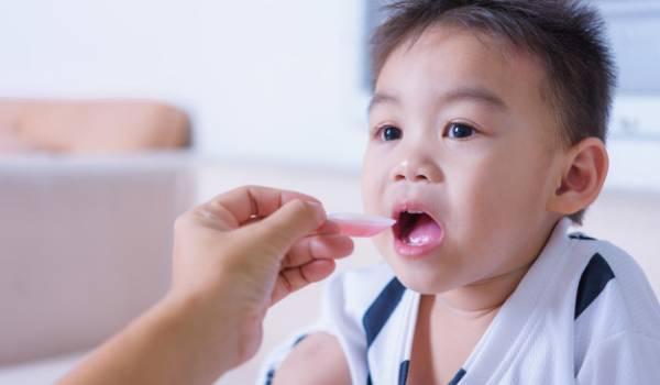 شربت لاکتولوز برای کودکان