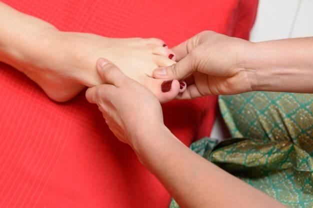 مهمترین نقاط ماساژ پاها کجاست؟
