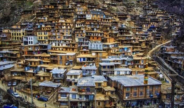 سفری به روستای لیقوان ، دره بهشت تبریز