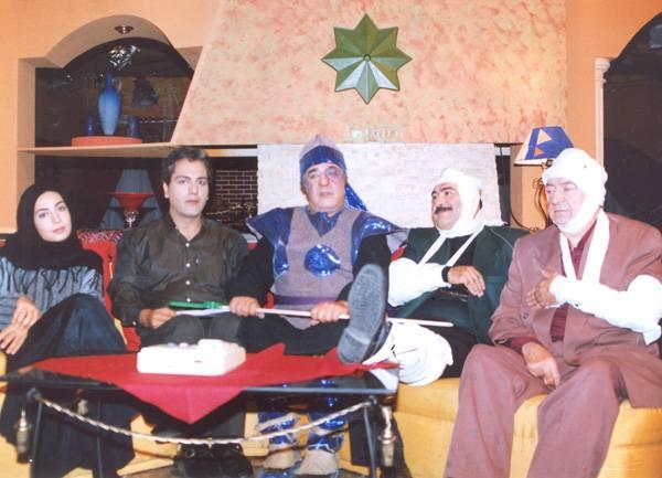 مهران مدیری در نود شب