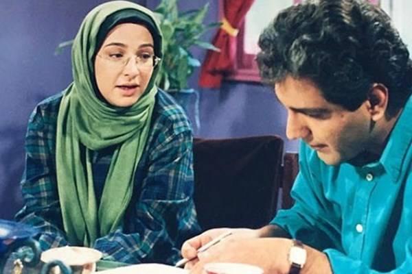 مهران مدیری و لاله صبوری