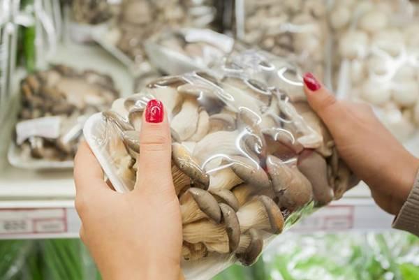 نگهداری قارچ در بسته بندی اصلی
