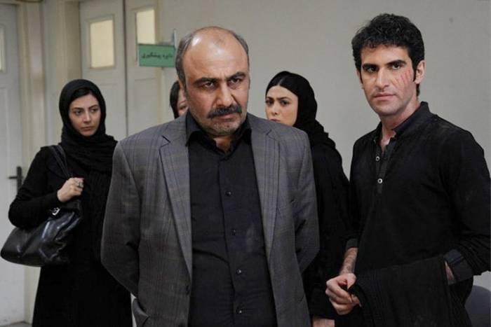 هوتن شکیبا و رضا عطاران
