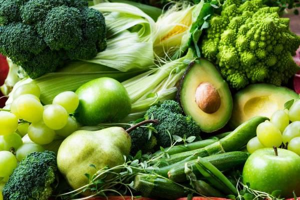 ویتامین K سبزیجات سبز