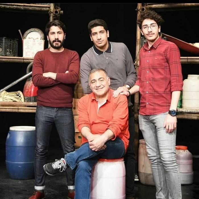 پسران خسرو احمدی