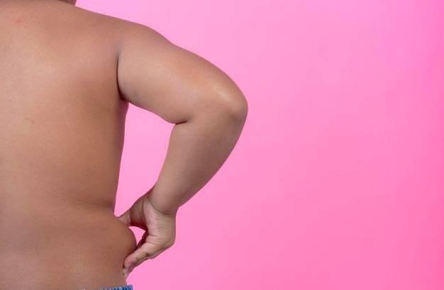 چاق شدن بدن