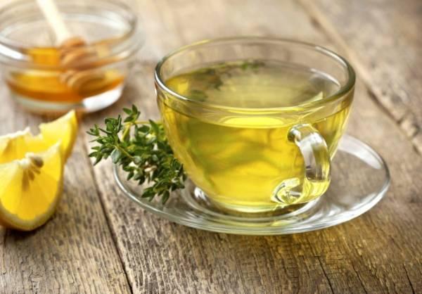 چای آویشن و عسل