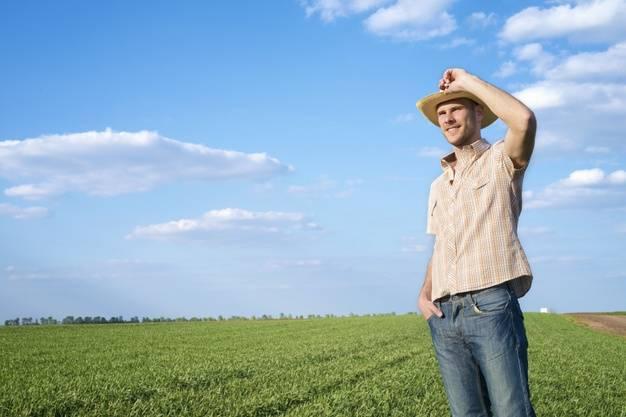 کارگر مزرعه