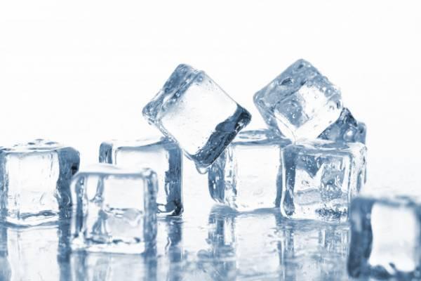 یخ برای زخم
