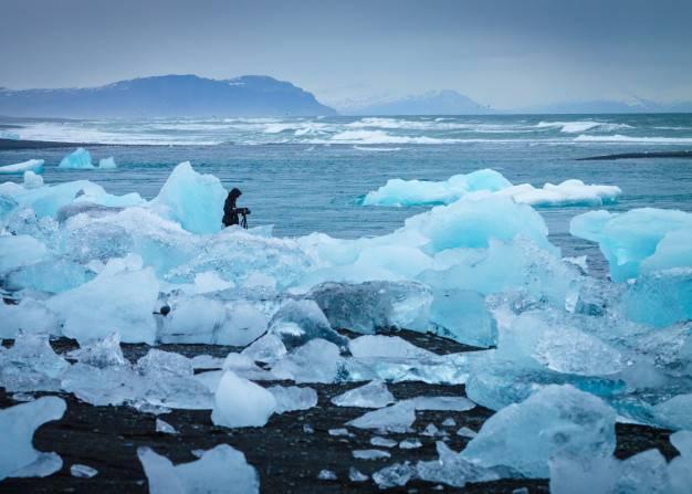 یخ های دریایی