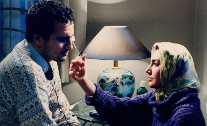 هدیه تهرانی و محمدرضا فروتن
