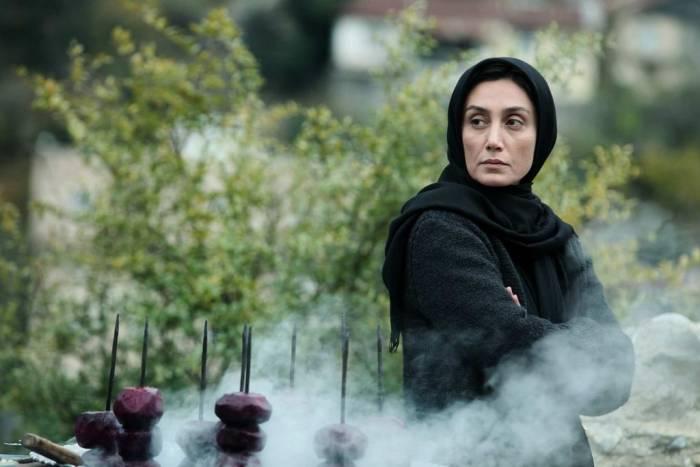 هدیه تهرانی در اسرافیل