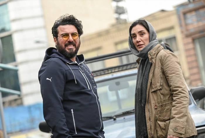 هدیه تهرانی و محسن کیایی
