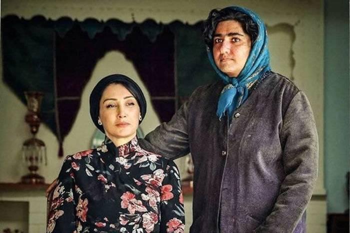 باران کوثری و هدیه تهرانی