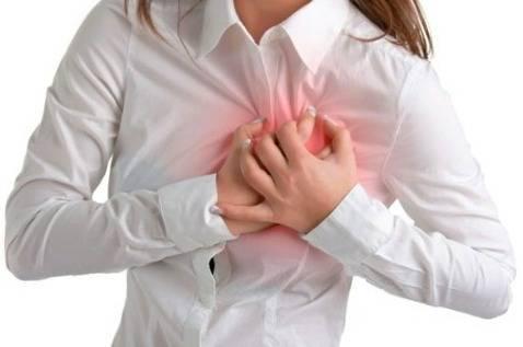 قلب درد