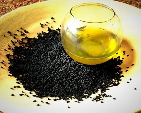 سیاه دانه برای مو