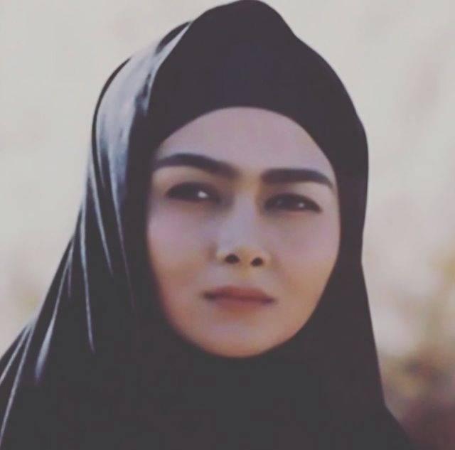 بازیگر زن مشهور کشورمان در اولین فیلم سینمایی اش