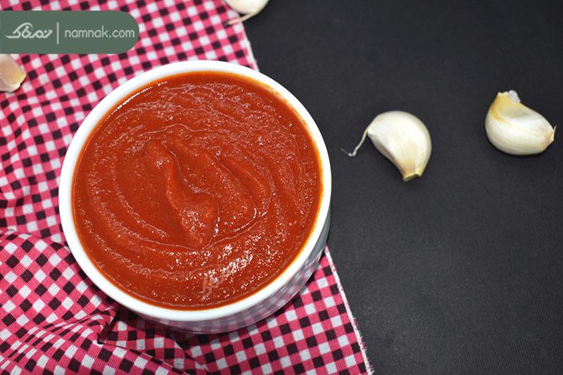طرز تهیه سس گوجه فرنگی در خانه با طعمی دلپذیر