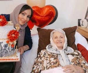 یادداشت جالب پرستو صالحی در تعریف مادرش